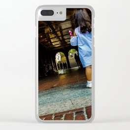 Hero Clear iPhone Case