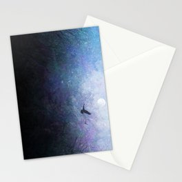 Flight of the Ravens Stationery Cards