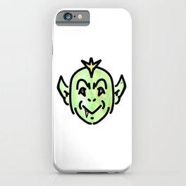 Vampire Baby iPhone Case