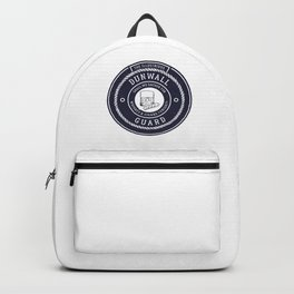Whiskey & Cigars (Navy) Backpack
