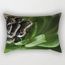 Brooch Rectangular Pillow