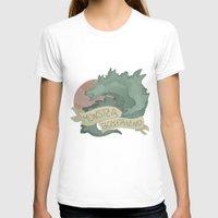 boyfriend T-shirts featuring Monster Boyfriend by Hannah Loewe - Lion & Goldfish