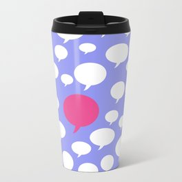 Talking Travel Mug