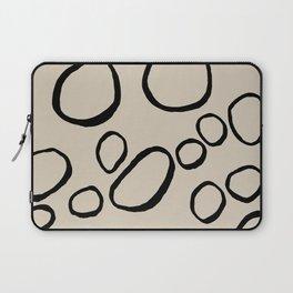 Daisy Circles Laptop Sleeve
