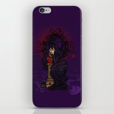 Wicked Queen Nouveau iPhone & iPod Skin