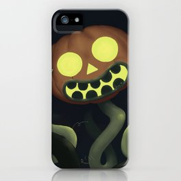 It's the Great Pumpkin iPhone Case