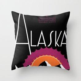 Nautical Art 28 Throw Pillow
