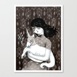 It is Love Canvas Print
