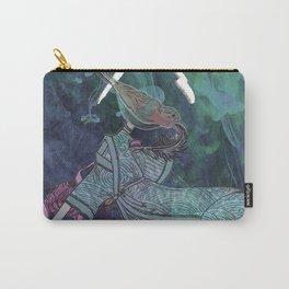 Kimono Club Carry-All Pouch