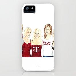 Texas ATM Fans iPhone Case