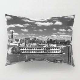 paddle steamer Pillow Sham