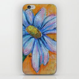 Flower-You are so loved iPhone Skin