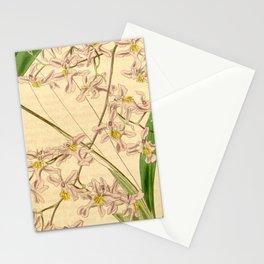 Oncidium ornithorhynchum Curtis' 68 (N.S. 15) pl. 3912 (1842) Stationery Cards