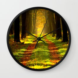 Floresta Wall Clock