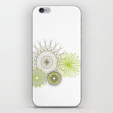 Modern Spiro Art #4 iPhone & iPod Skin