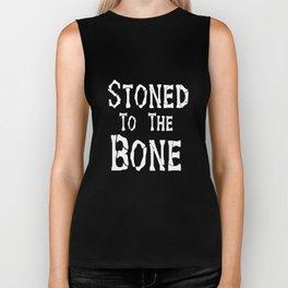 Stoned To the Bone Biker Tank