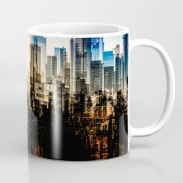 Frankfurt Cityscape Coffee Mug