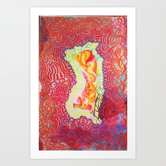 Sea of Possibilities Art Print