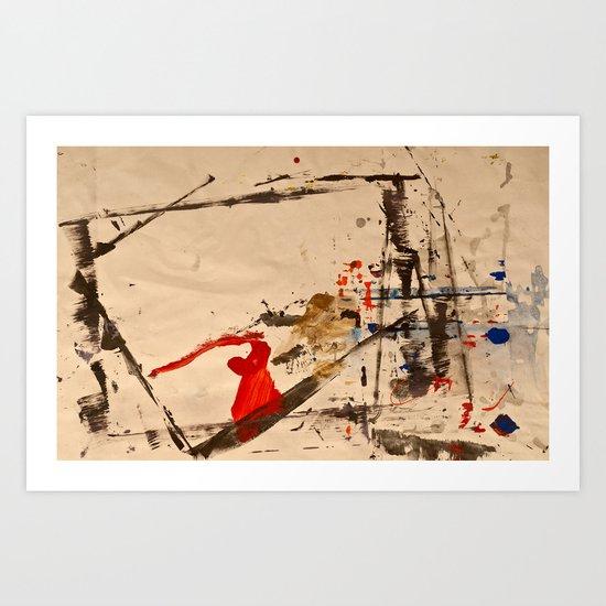 Splino Art Print