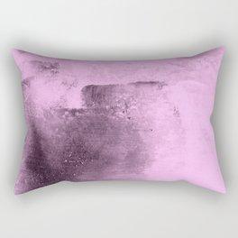 ...just a shade of rose Rectangular Pillow