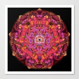 YMLOM - Pinky Poppa Canvas Print
