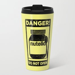 Danger Travel Mug