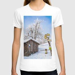 Börzsöny, Hungary T-shirt
