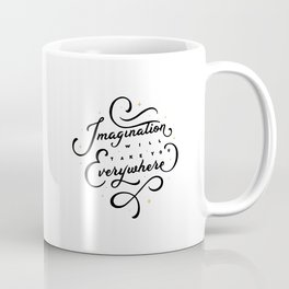 Imagination Coffee Mug
