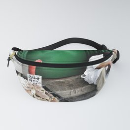 Chinatown NYC-Series1 Fanny Pack