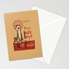 Le Tigre Rayé Stationery Cards