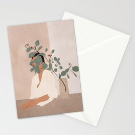 Behind the Leaves Stationery Cards
