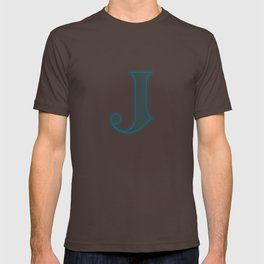 BOLD 'J' DROPCAP T-shirt