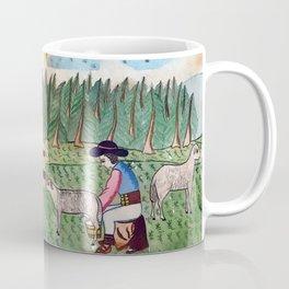BETHLEHEM PROSPECTUS 2 (Painted Shed) Coffee Mug