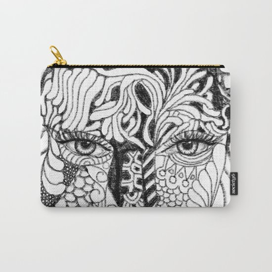 Her Beauty Carry-All Pouch