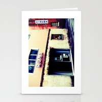 cinema Stationery Cards featuring Cinema Roma by Red Bicycle - Amber Elen-Forbat