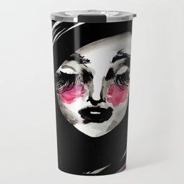 Rosy Travel Mug