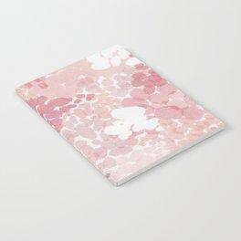 Blushing Petals Notebook
