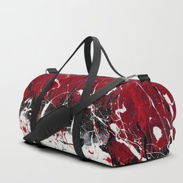 Groove In The Fire Duffle Bag