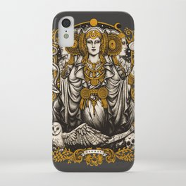 IBERIAN HECATE iPhone Case