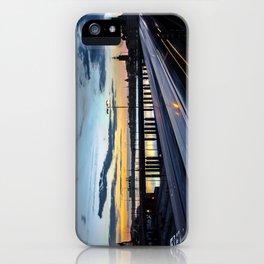 Stockholm Night - Slussen iPhone Case