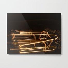 Filament 2 Metal Print
