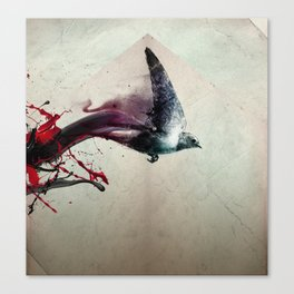 SPARROW Canvas Print