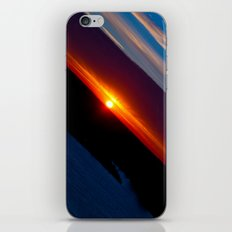 And With Every Breath, There You Are iPhone & iPod Skin