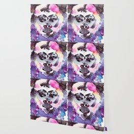 Psychedelic Monkey Wallpaper