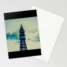 Trip The Light Fantastic  Stationery Cards