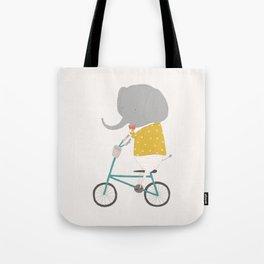 Emerson Rides Tote Bag