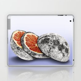 In which there is a mandarin in the moon Laptop & iPad Skin