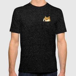 Doge in the pocket T-shirt