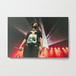 Danny Brown Live Concert Metal Print