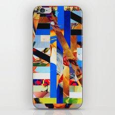 Brandon (stripes 1) iPhone & iPod Skin